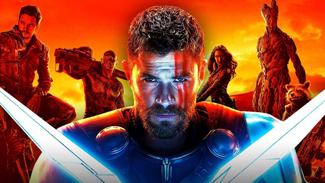 Thor 4 Guardians
