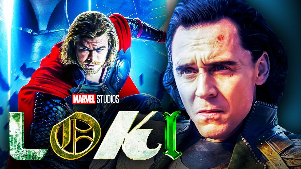 Chris Hemsworth Thor Tom Hiddleston Loki