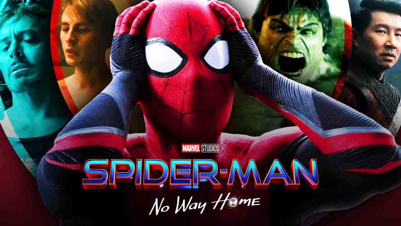 Spider-Man Superheroes Avengers
