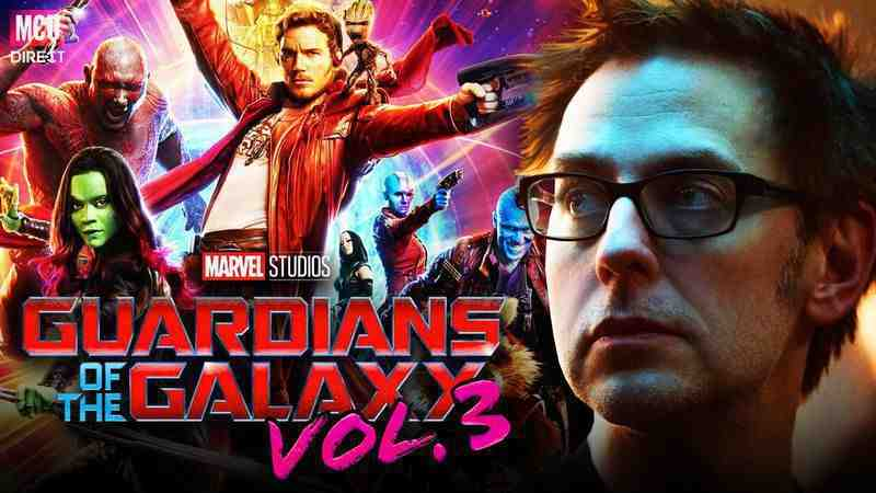 James Gunn reveals status of Guardians of the Galaxy vol. 3 script and who has read it