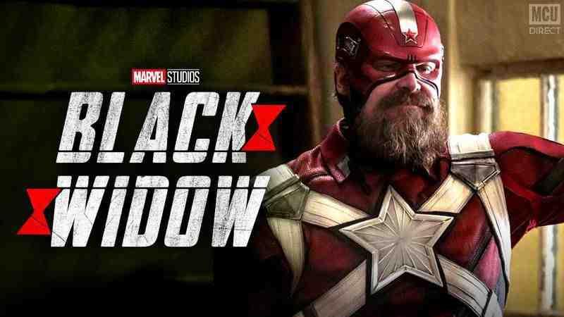 New image Marvel Studios Black Widow Red Guardian
