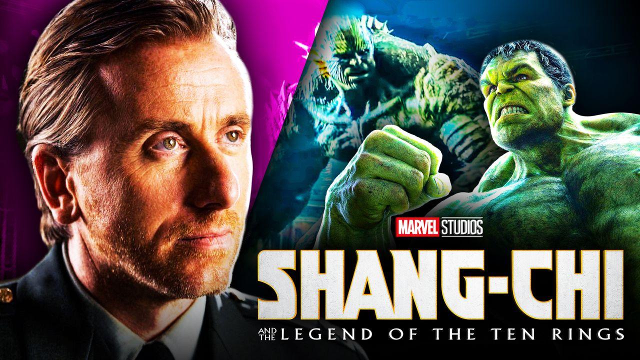 Tim Roth Abomination Shang-Chi Hulk