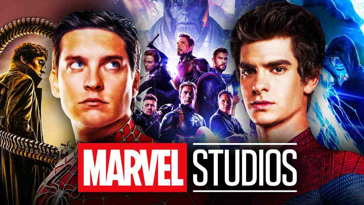 Tobey Maguire Andrew Garfield MCU Canon Avengers