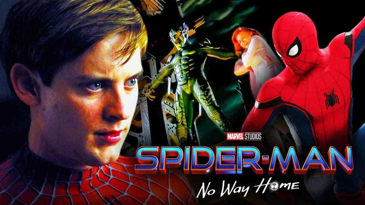 Spider-Man, Marvel, MCU, Tobey Maguire, Green Goblin