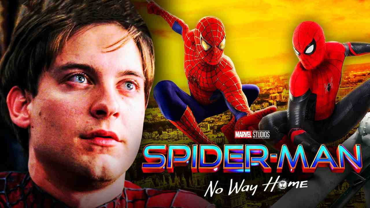 Spider-Man No Way Home Tobey Maguire Peter Parker
