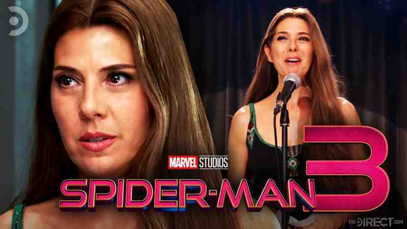 Aunt May Expanded Role in Spider-Man 3