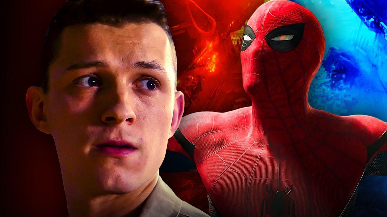 Tom Holland, Spider-Man