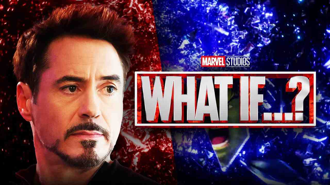 Iron Man Recast in What If