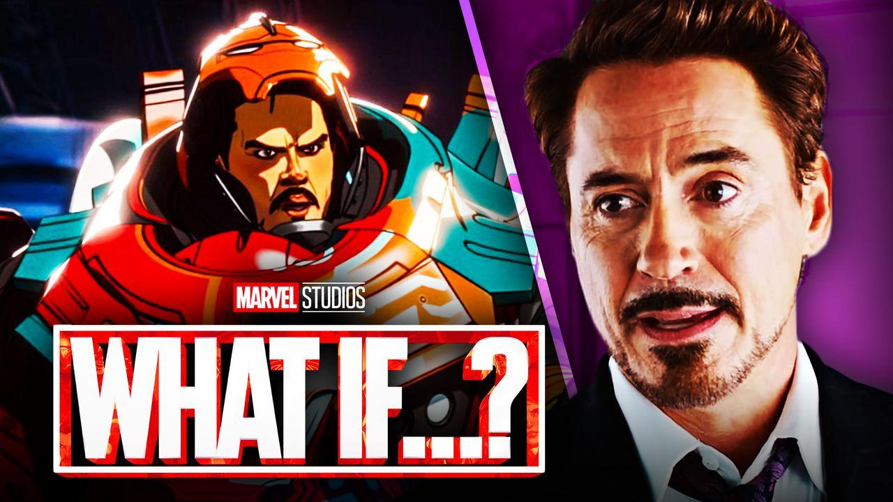 Tony Stark, What If Finale