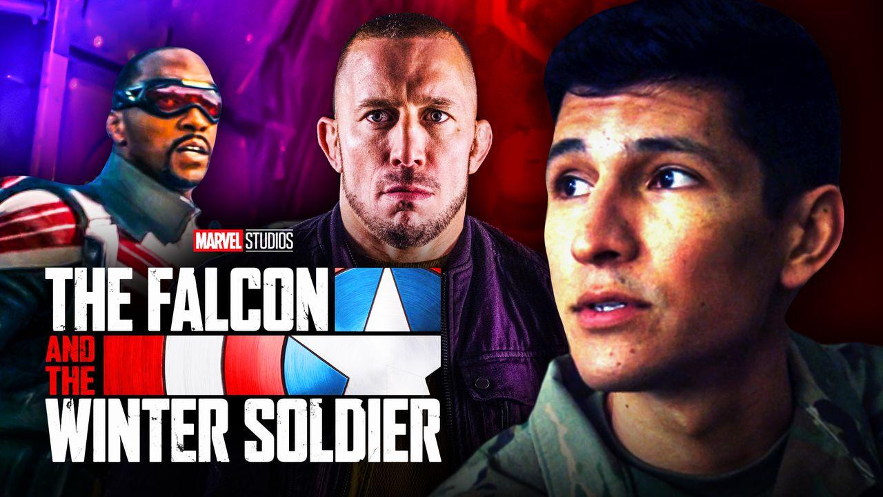 Falcon, Batroc, Torres, The Falcon and the Winter Soldier