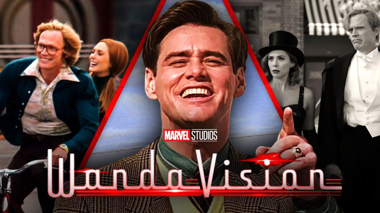 Wanda Maximoff and Vision, Truman Burbank