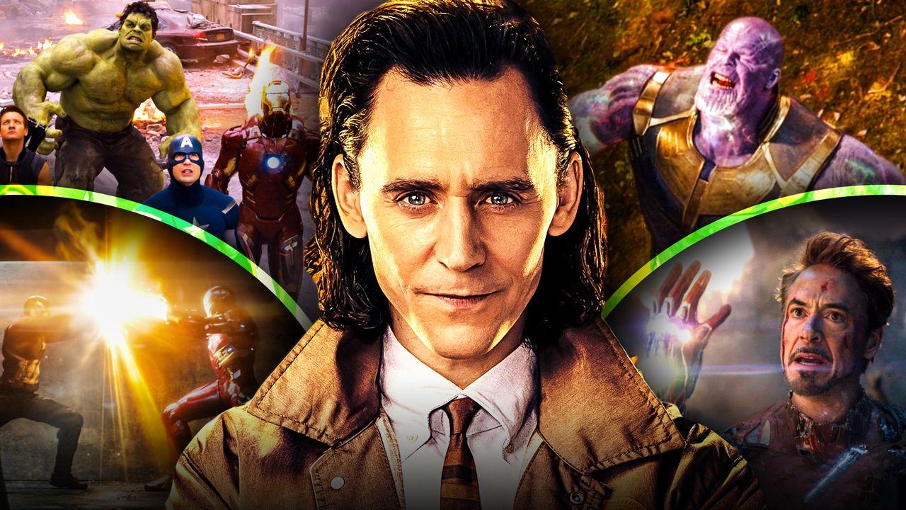 Loki Tom Hiddleston TVA MCU