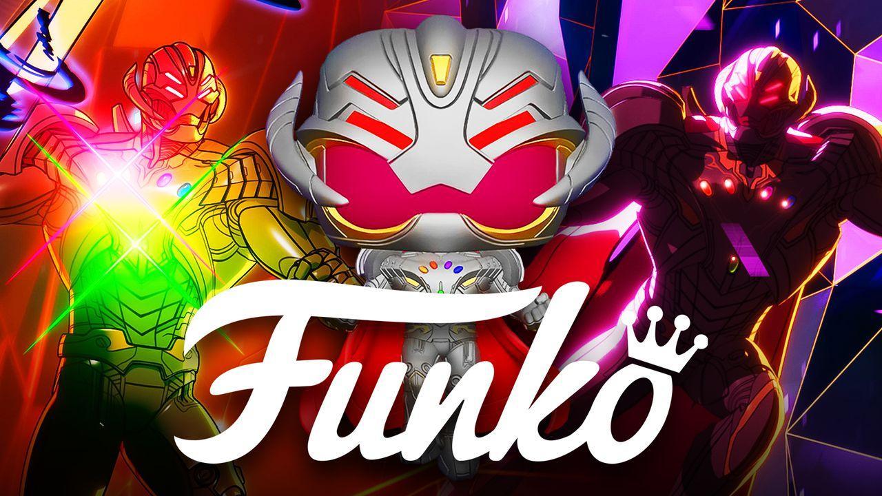 Infinity Ultron, Funko What If