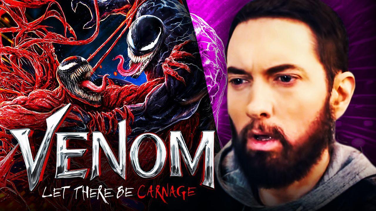 Venom: Let There Be Carnage, Eminem