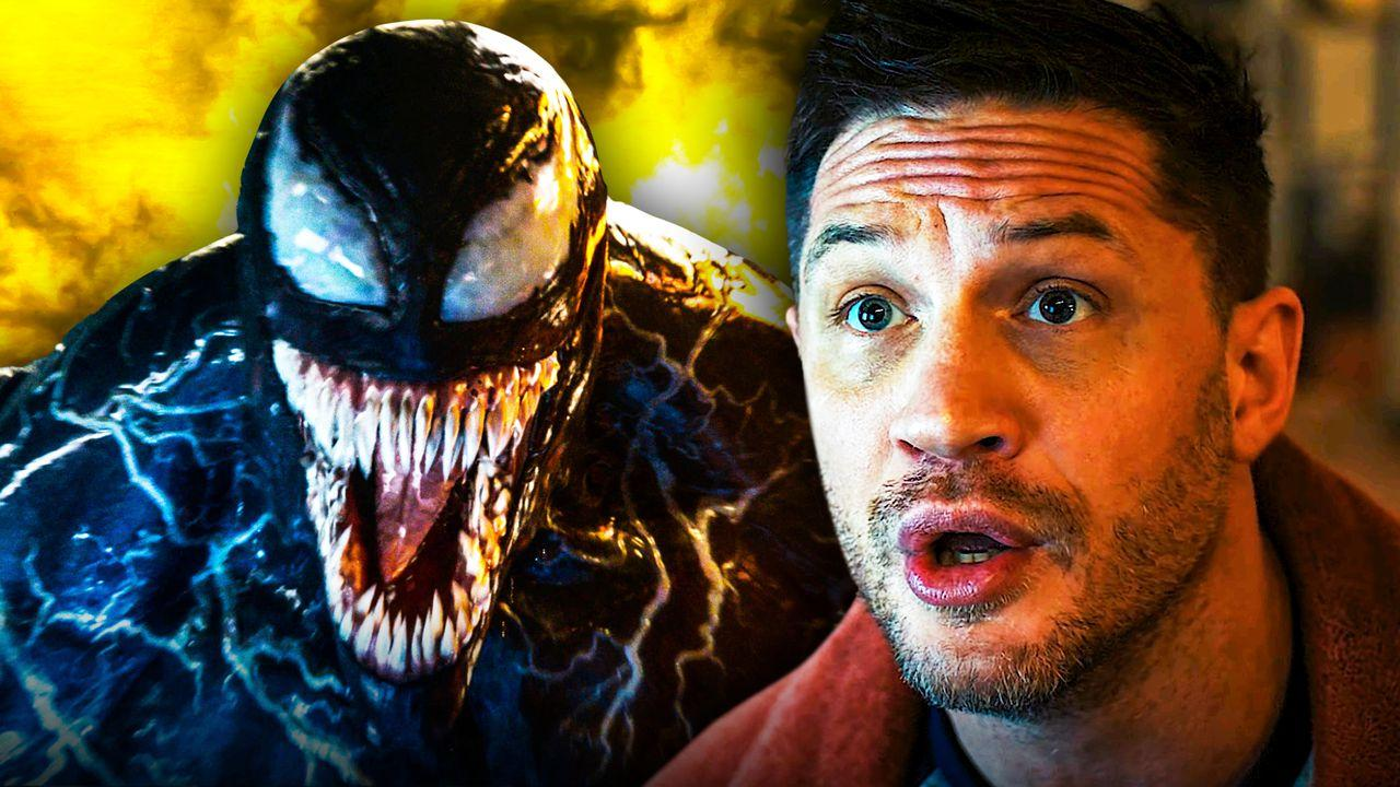 Venom 2 post credits Spider Man Tom Holland