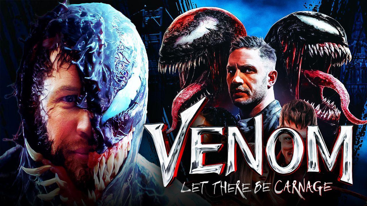 Venom, Tom Hardy, Carnage, Woody Harrelson