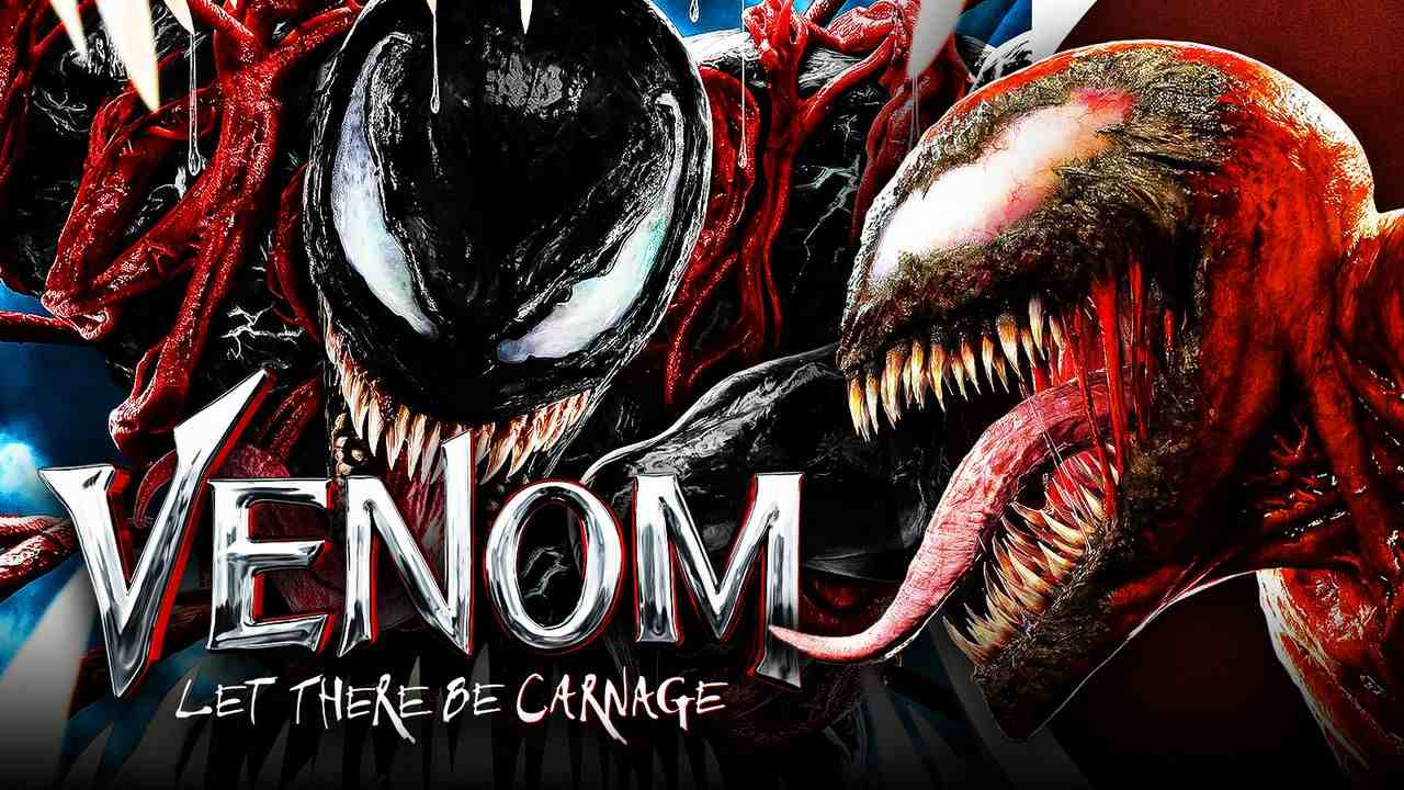 Carnage, Venom, Venom: Let There Be Carnage logo