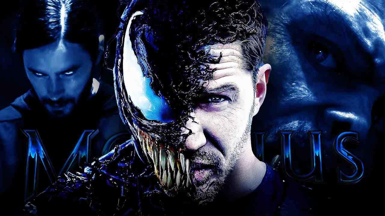 Venom Morbius Tom Hardy Jared Leto