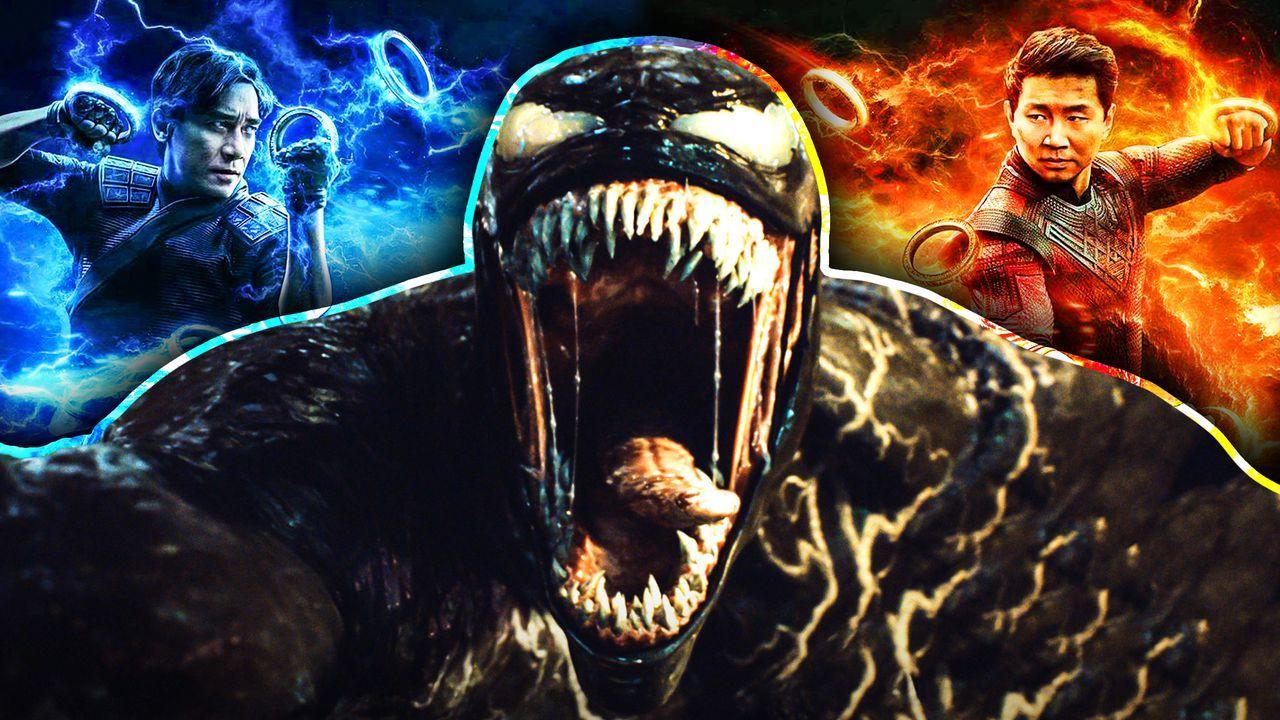 Venom 2, Shang-Chi
