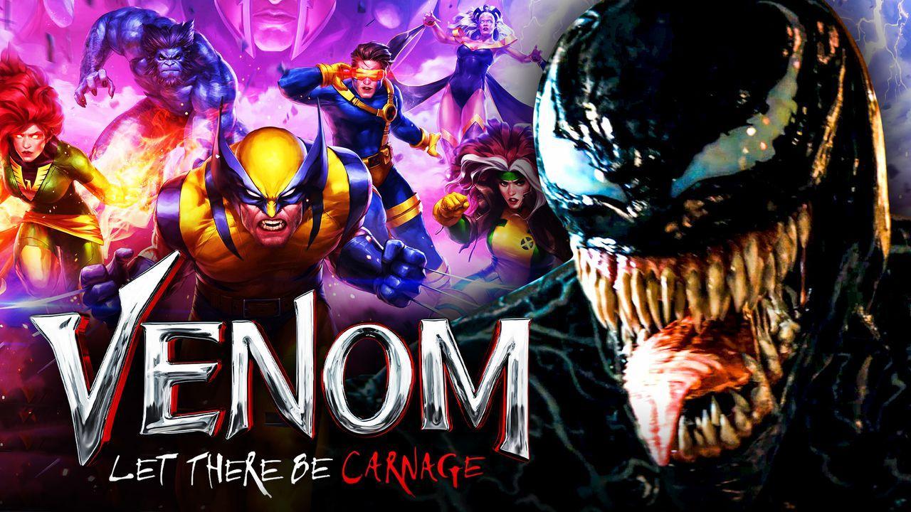 Venom X-Men Mutation MCU Shriek