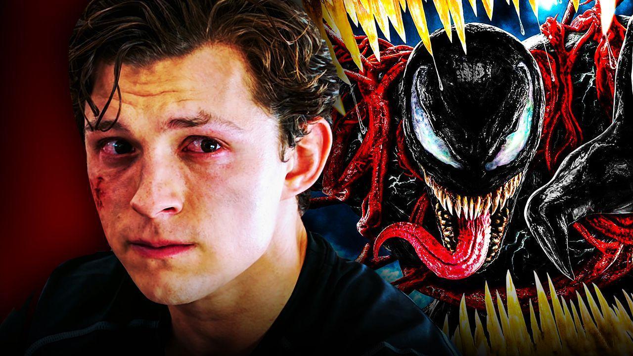 Tom Holland Venom 2