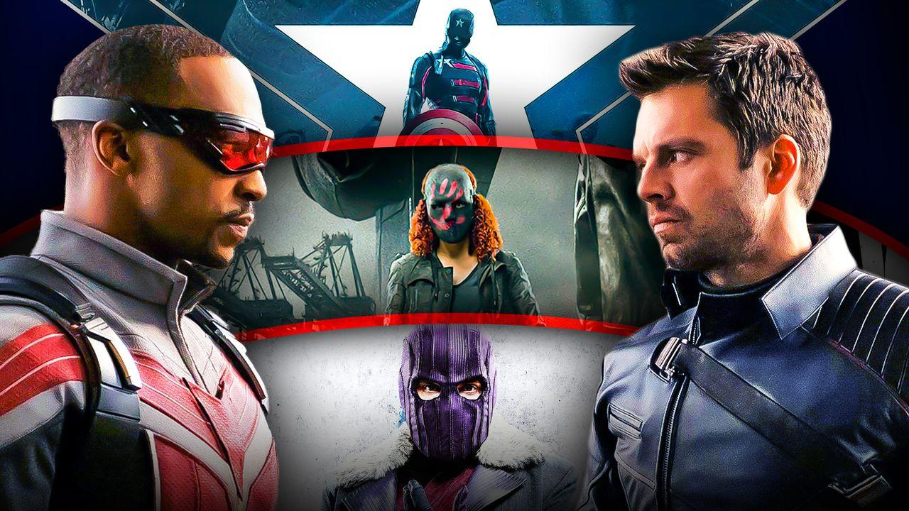 The Falcon and the Winter Soldier Villains Zemo