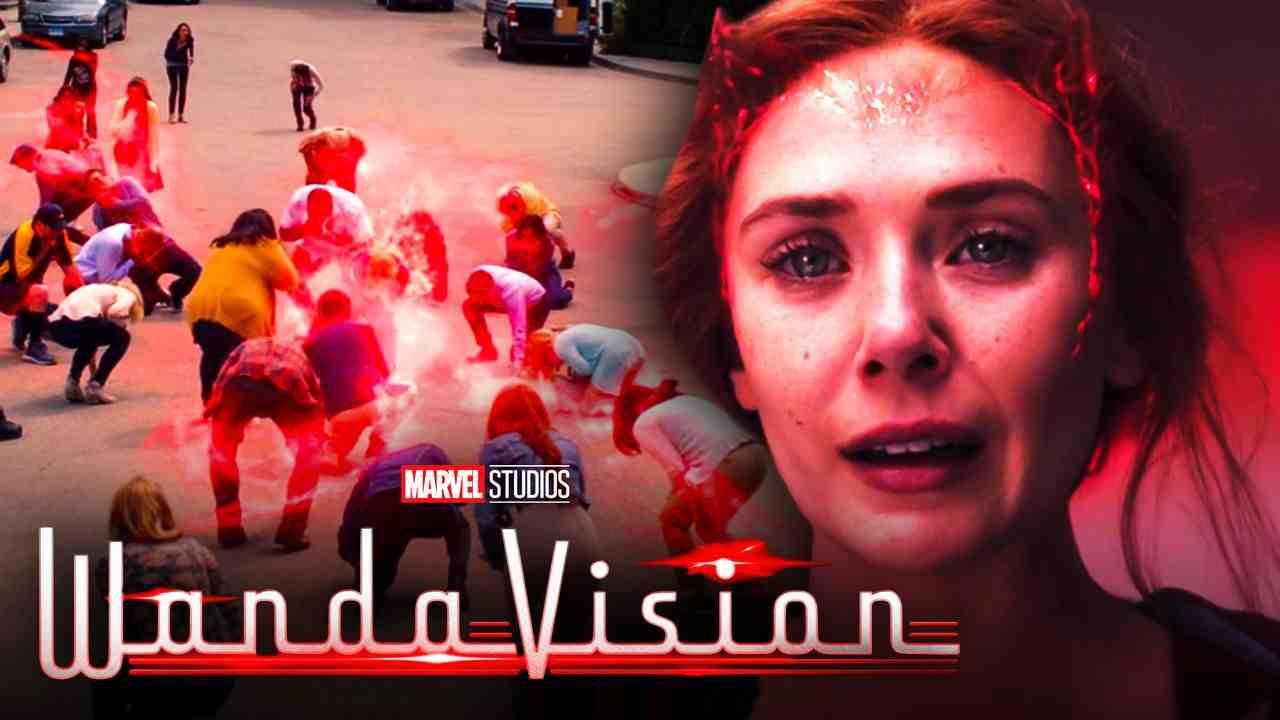 Scarlet Witch Crown WandaVision