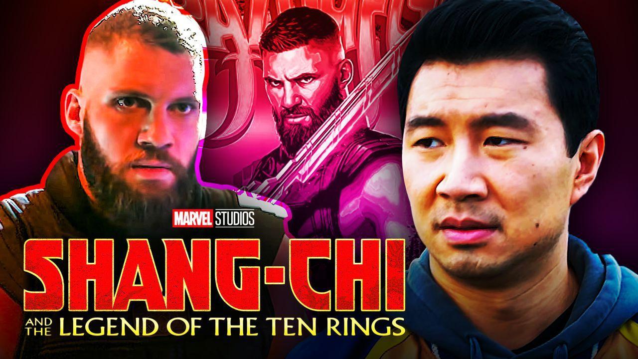 Shang Chi Simu Liu Razorfist movie villain