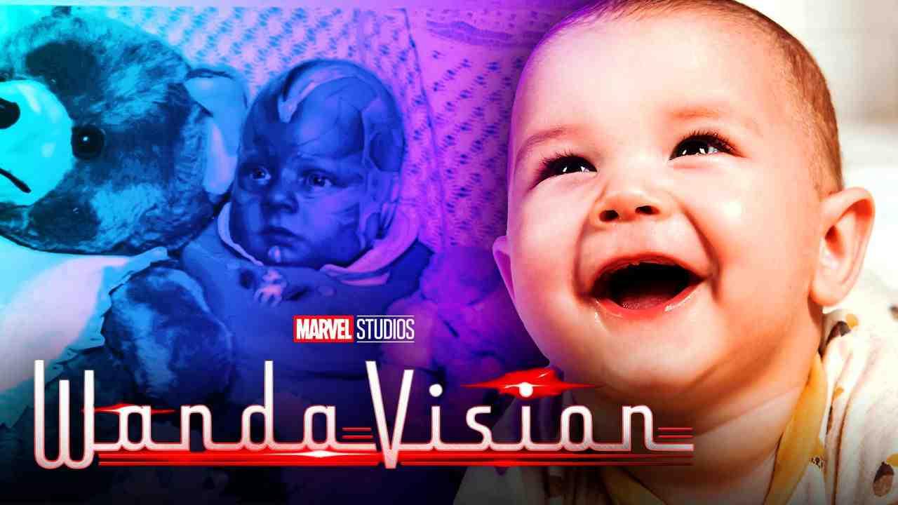 wandavision vision baby