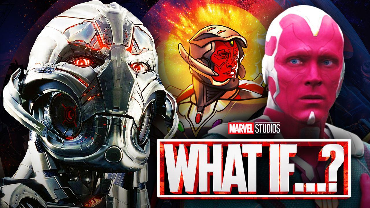 Ultron, Vision, Marvel's What If