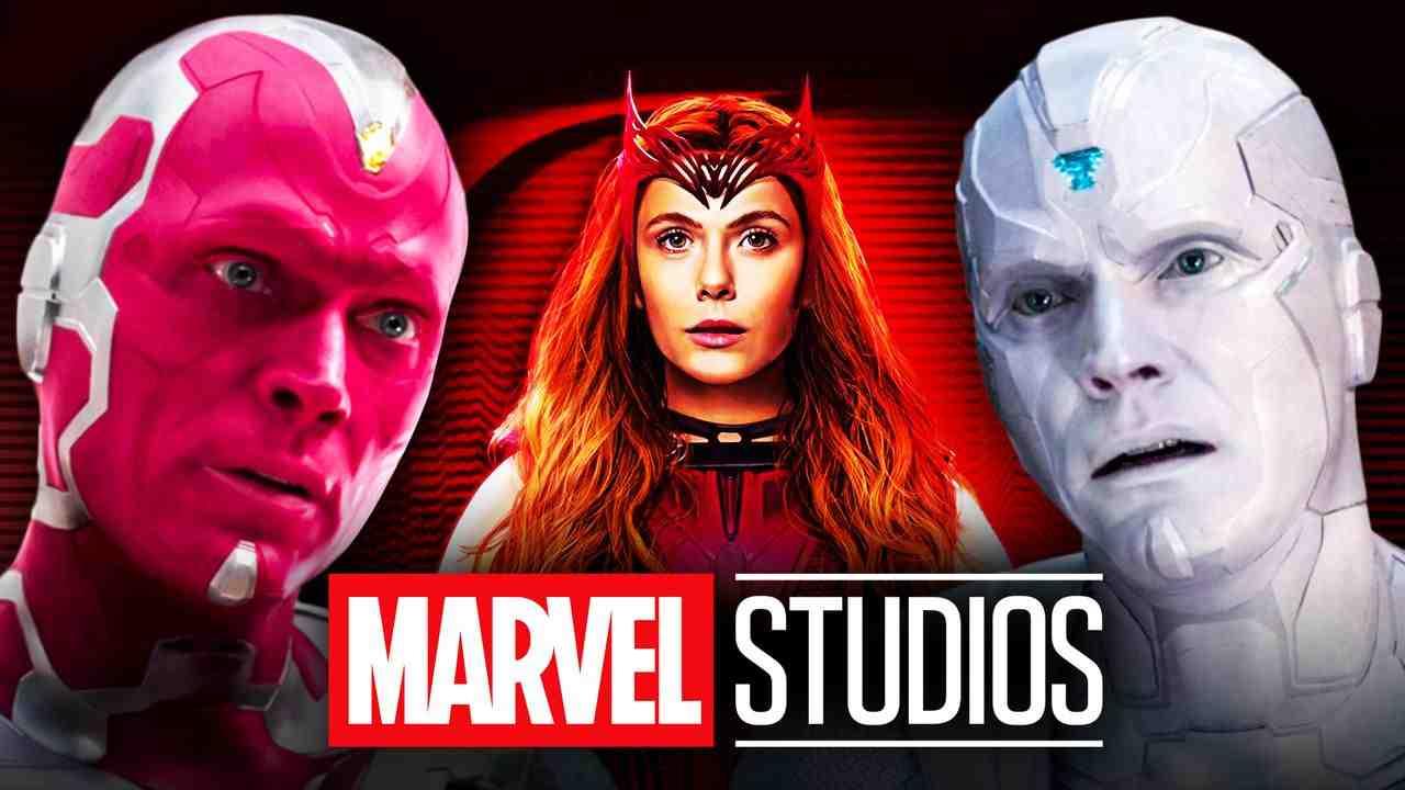 WandaVision Scarlet Witch Vision Marvel Studios