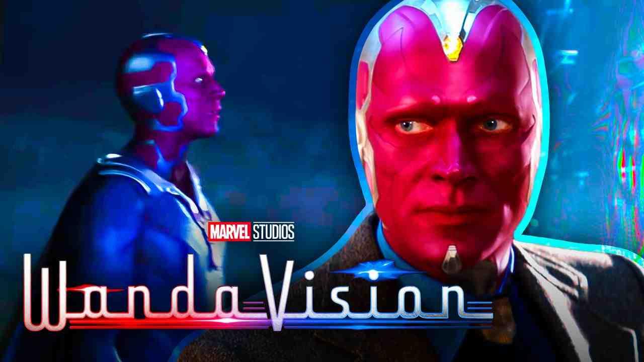 Vision, WandaVision