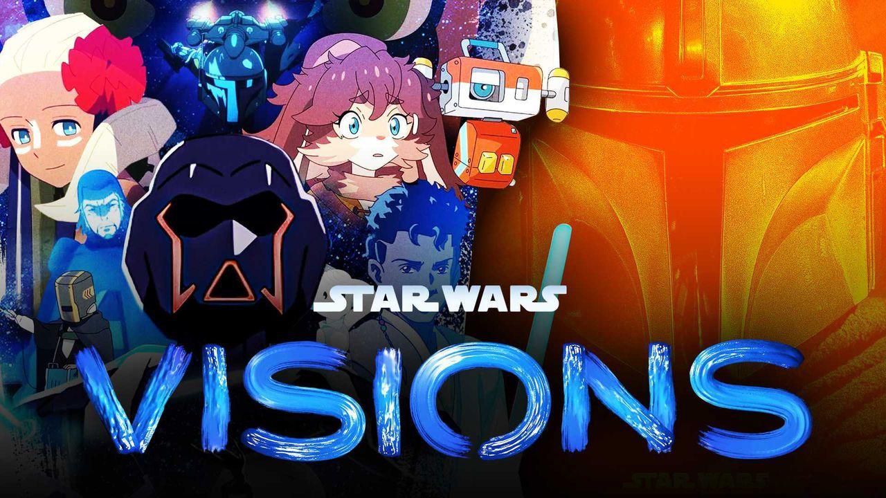 Star Wars Visions, Mando