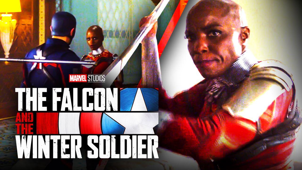 Dora Milaje in Falcon and Winter Soldier