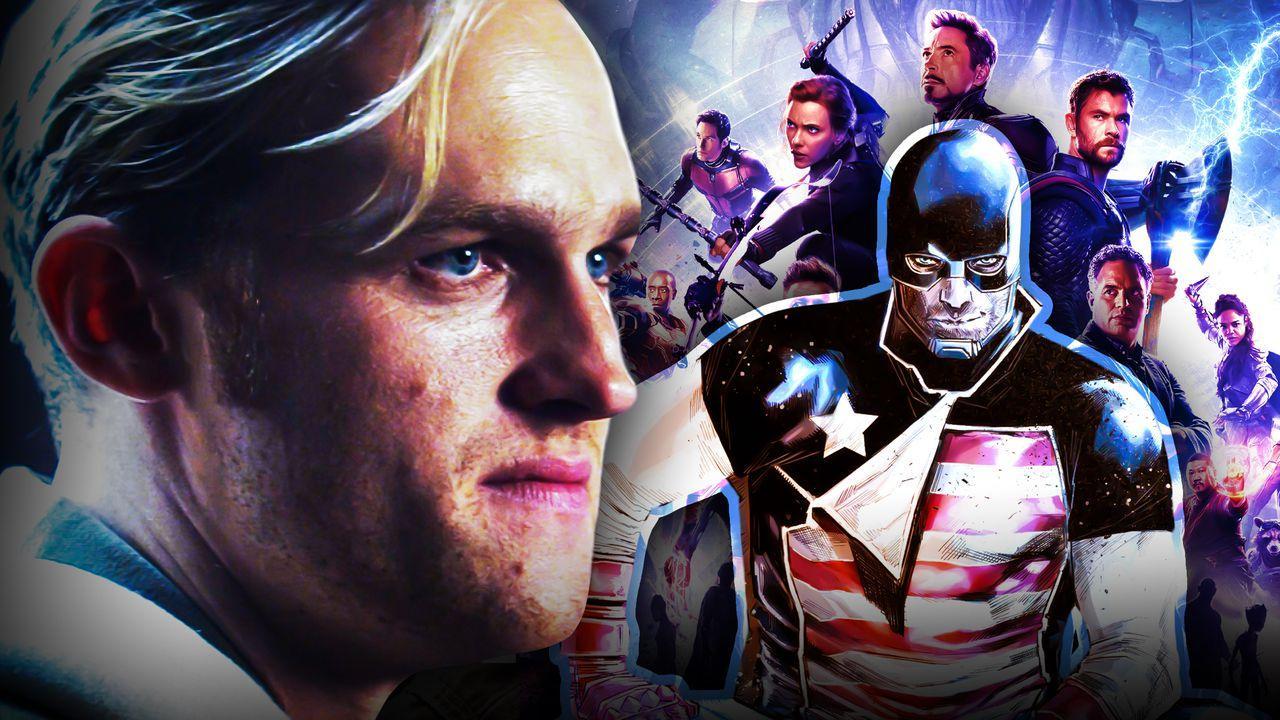John Walker US Agent Avengers Endgame