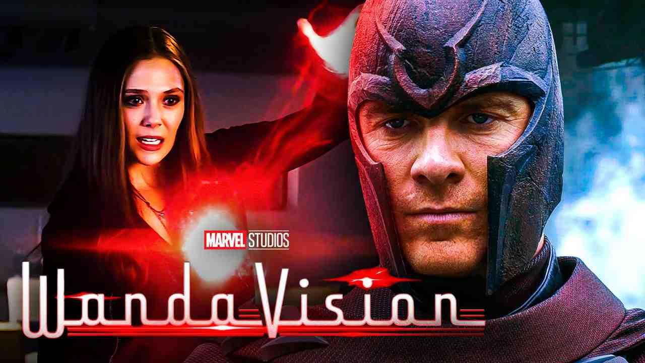 Wanda Magneto WandaVision