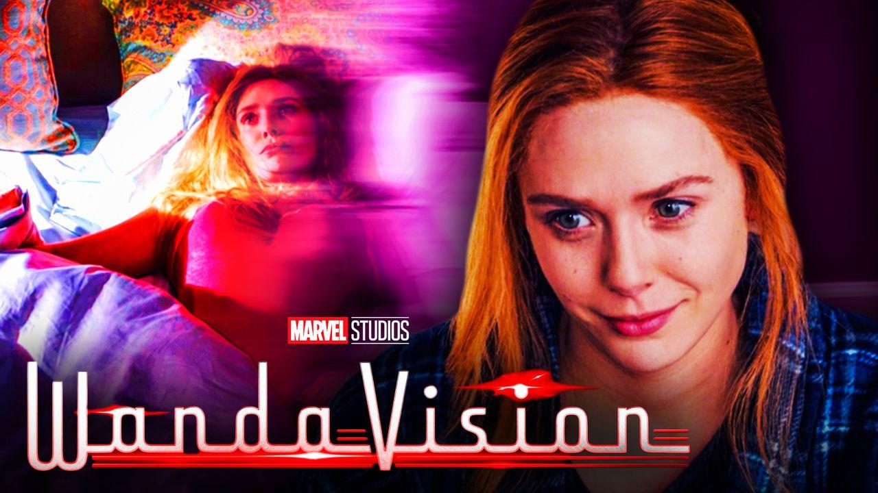 WandaVision Scarlet Witch MCU