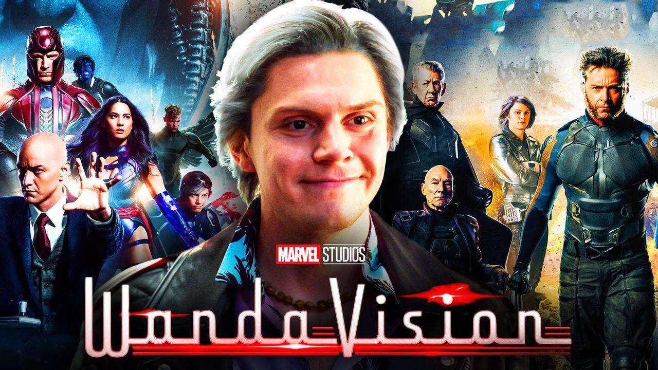 WandaVision Quicksilver X-Men