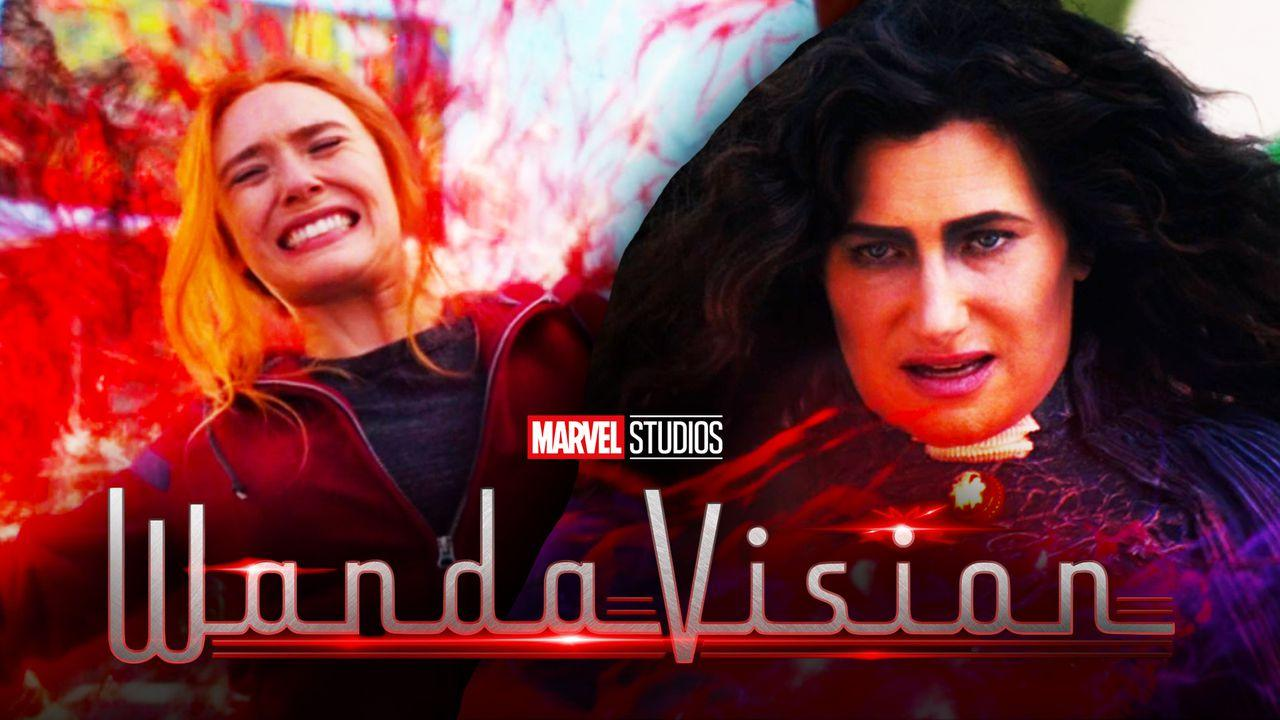 Scarlet Witch Agatha Harkness WandaVision