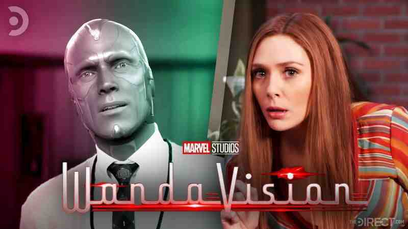 WandaVision filming update