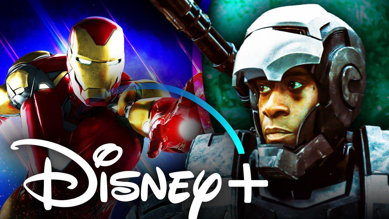 Iron Man War Machine Don Cheadle Disney Plus