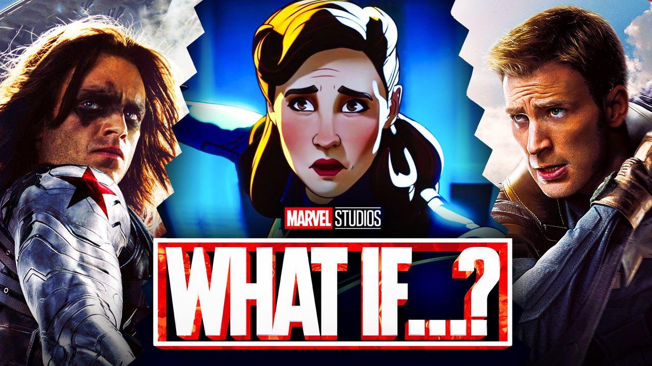 Captain America: The Winter Soldier, What If, Captain Carter