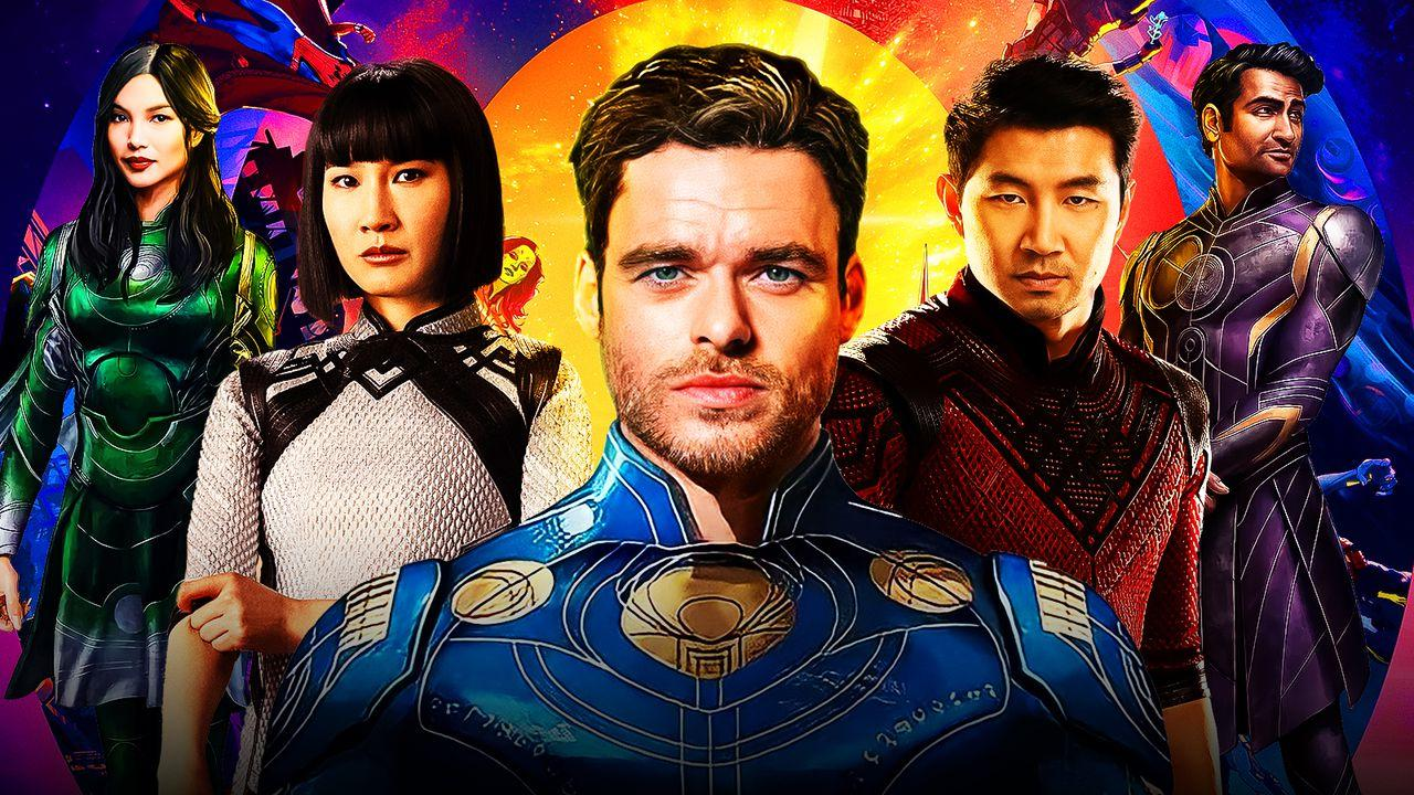 Eternals, Shang-Chi Characters