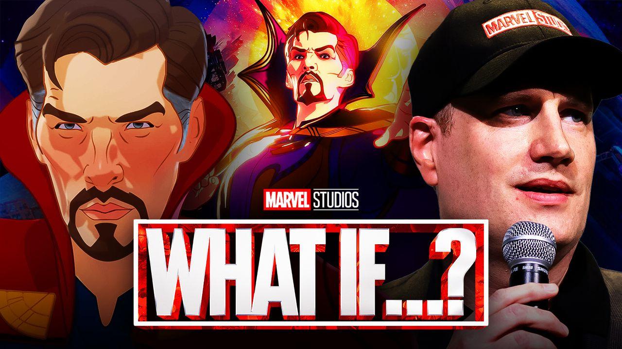 Doctor Strange, Doctor Strange Supreme, Kevin Feige, What If...?