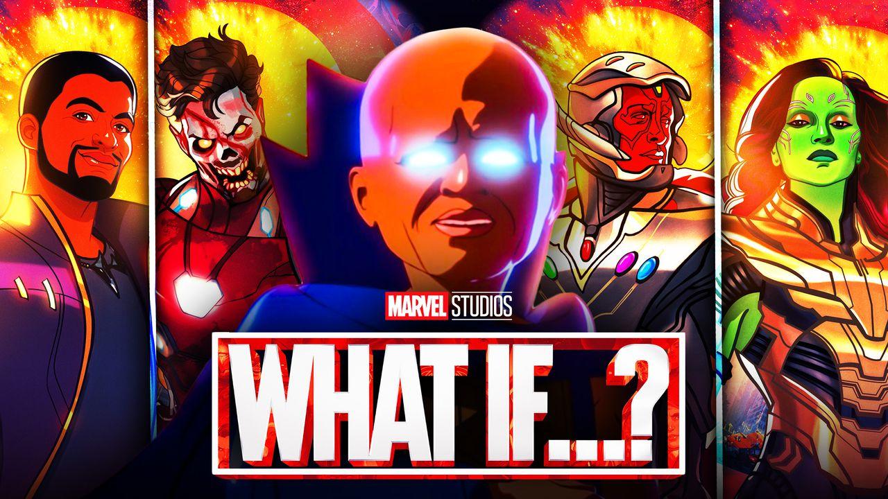 What If, The Watcher, Marvel Studios