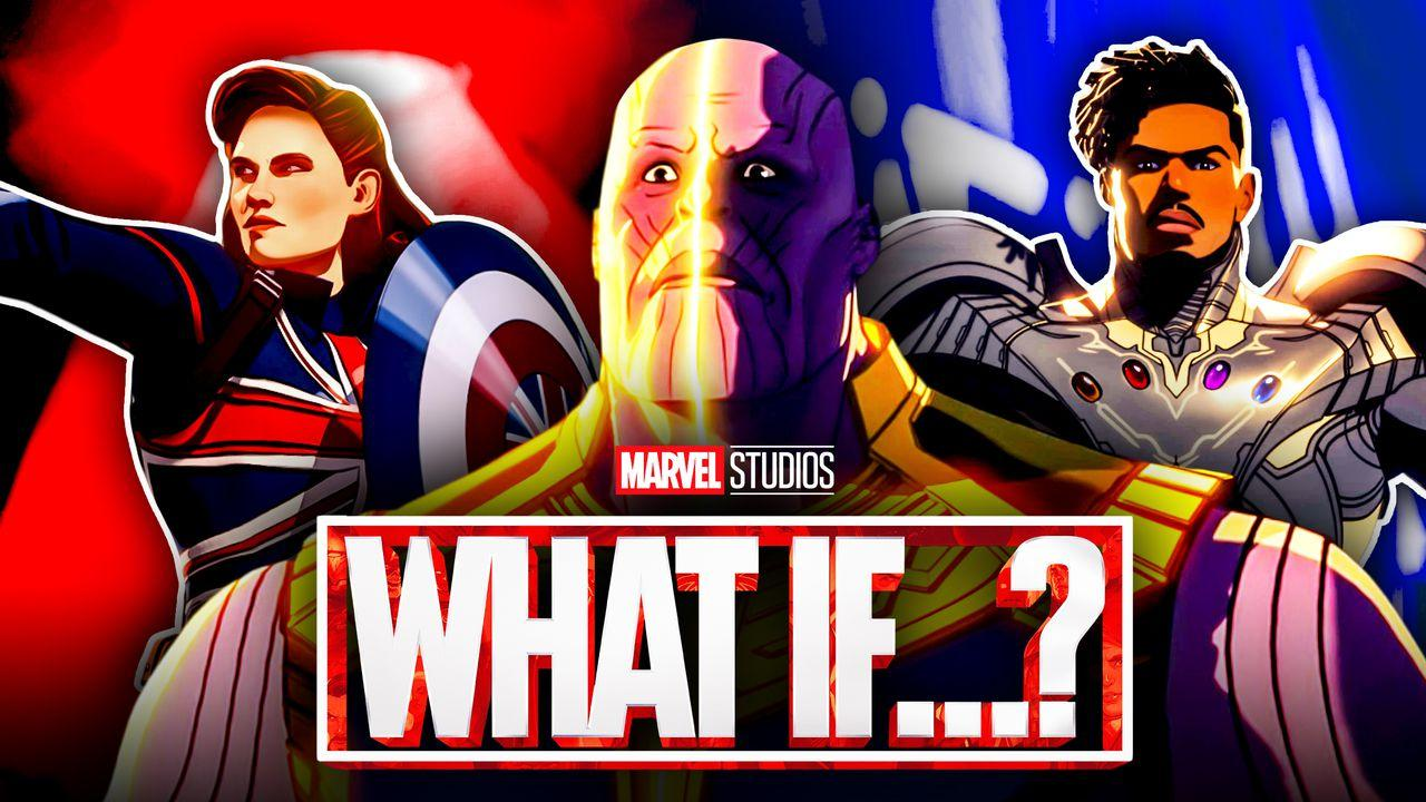 Marvel, What If, MCU