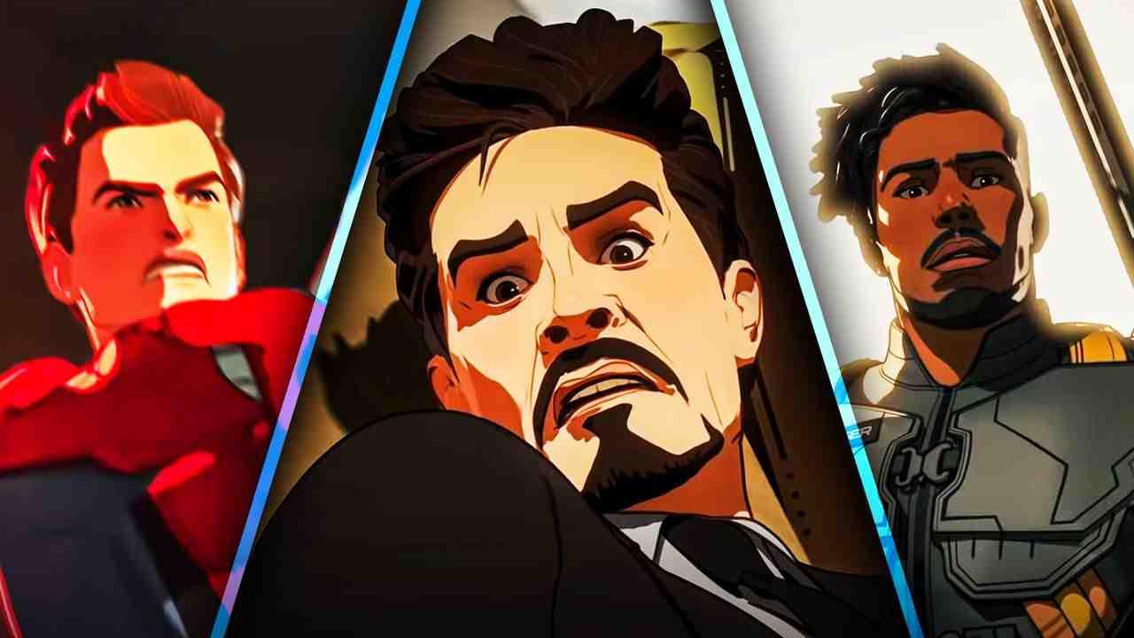 Spider-man Tony Stark Killmonger
