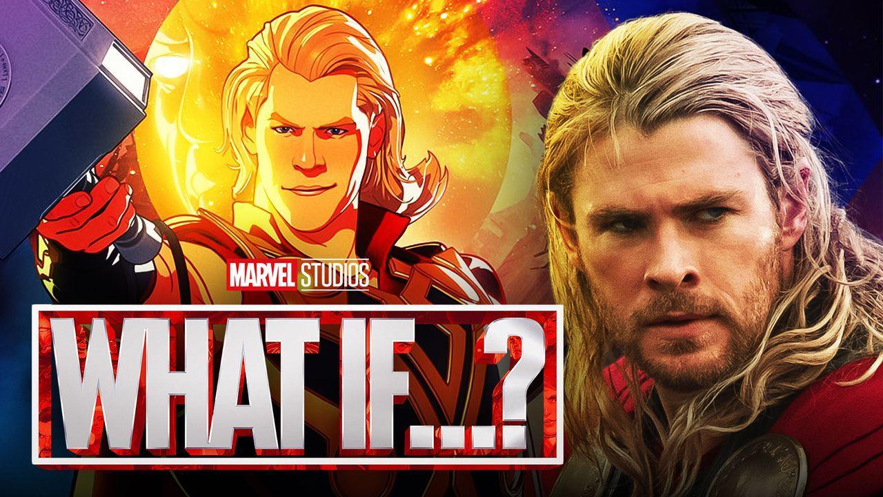 Thor What If...? Disney+ Chris Hemsworth