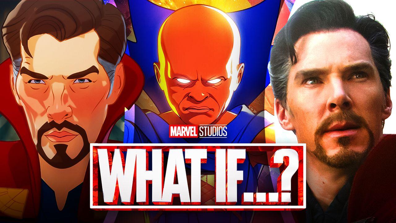 What If, Marvel, MCU, Doctor Strange