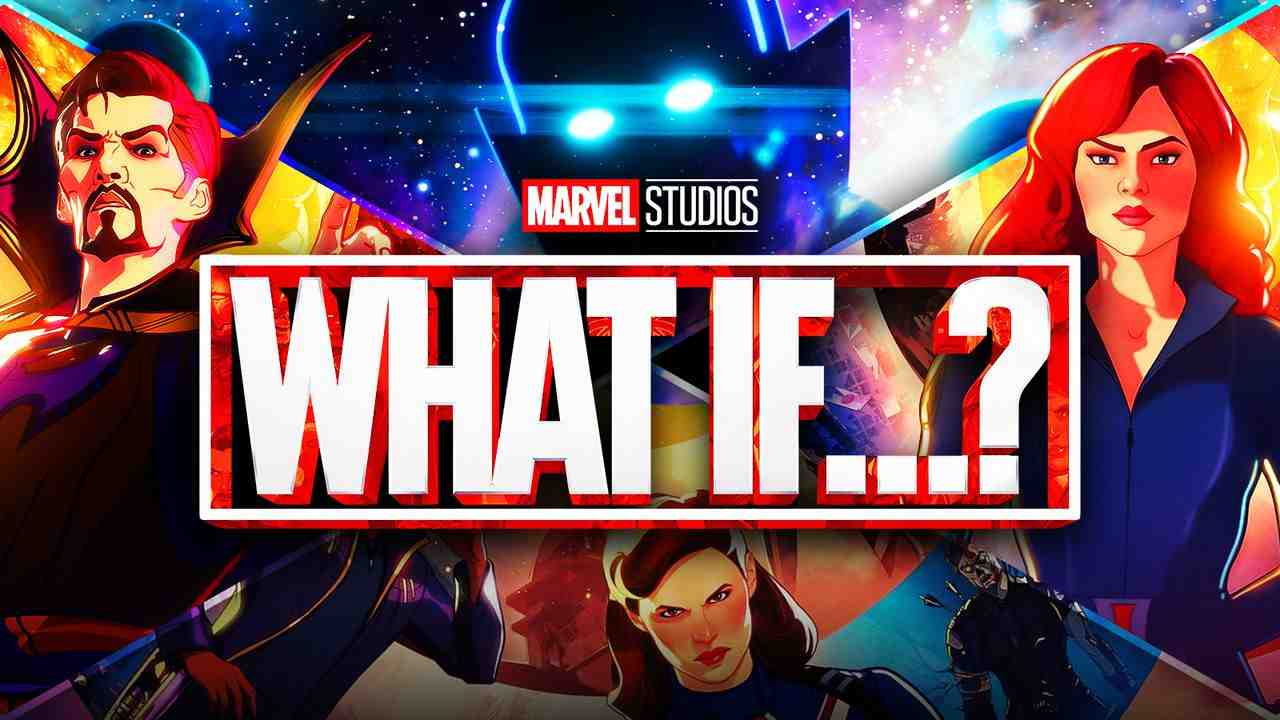 Marvel Studios What If Characters